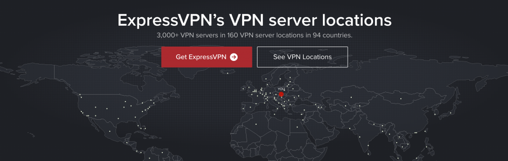 ExpressVPN Server Locations