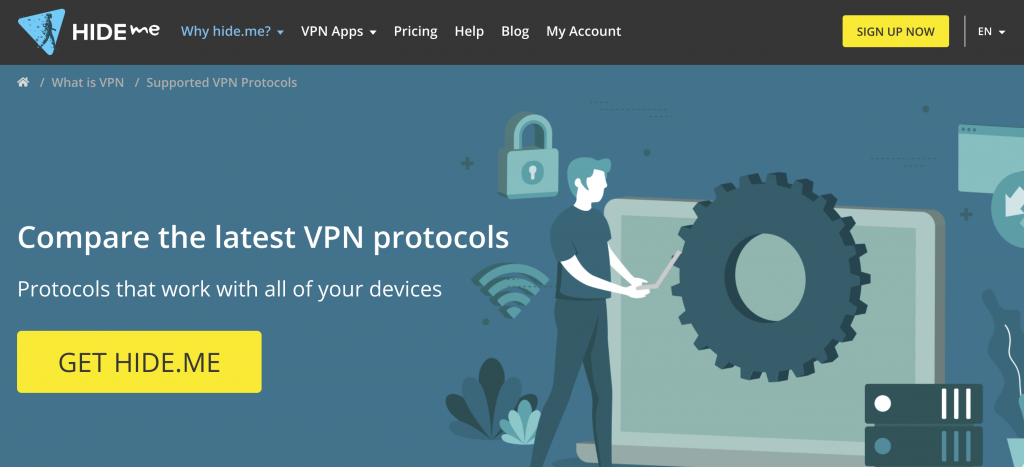 HideMe VPN Protocols