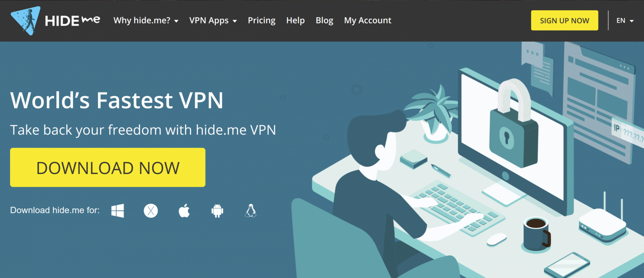 HideMe VPN Review