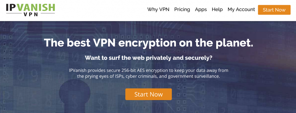 IPVanish Encryption