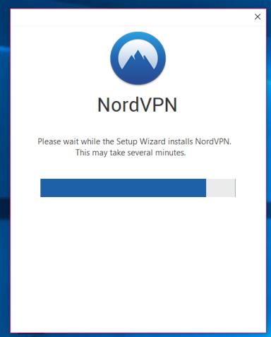 Installing NordVPN