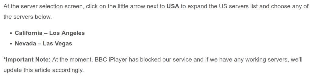 Netflix Server Selection