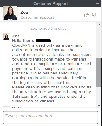 Nord Livechat Cloud