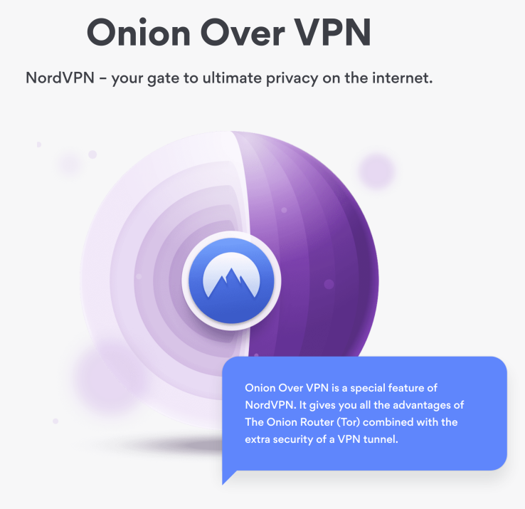 Nord Onion over Tor