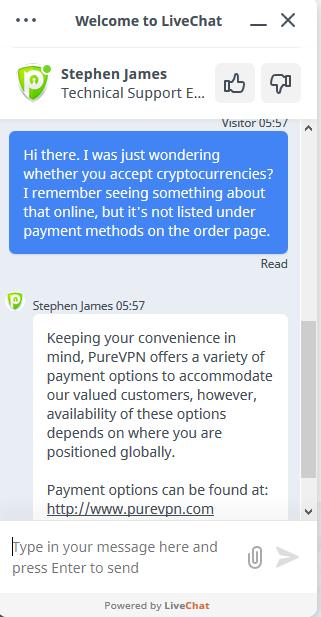 PureVPN Tech Support