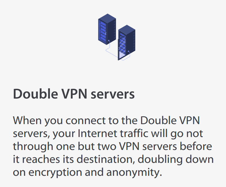 VPNArea Double VPN