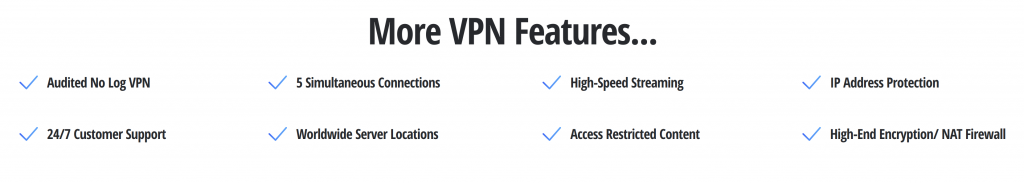 VyprVPN Features