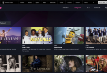 iPlayer Homepage