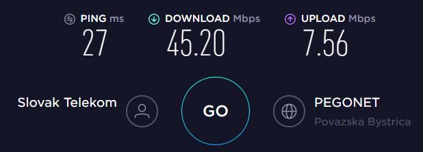 Surfshark No VPN Speed
