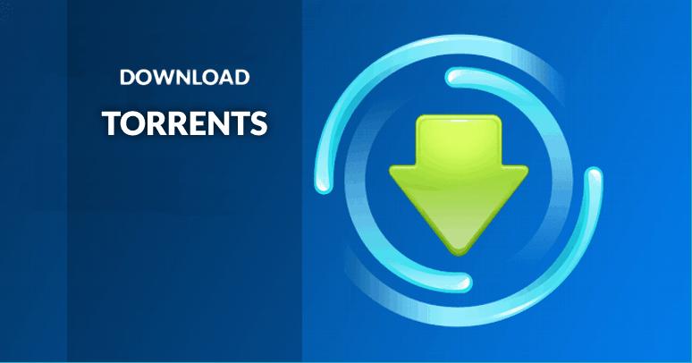 how to open torrent files