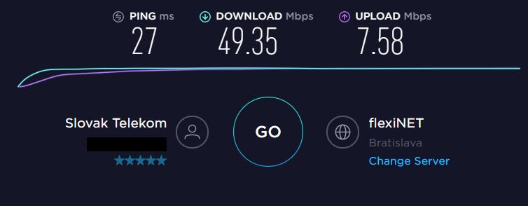 VPNArea No VPN Speed