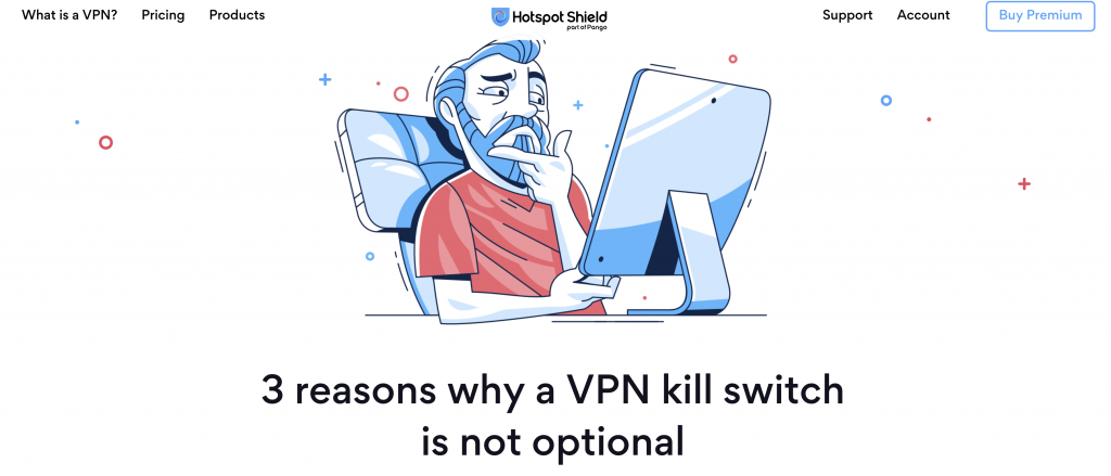 HotSpot Shield Kill Switch