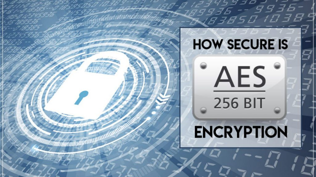 AES 256 Bit Encryption