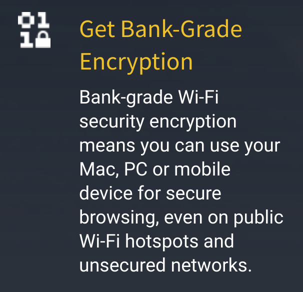 Norton Secure VPN Encryption