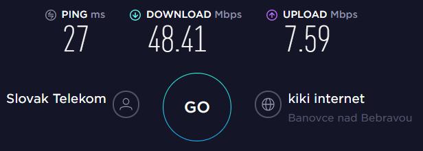 ProtonVPN No VPN Speed