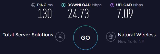 ProtonVPN US Server Speed