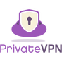 PrivateVPN logo small
