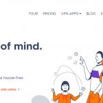 Goose VPN Homepage-min