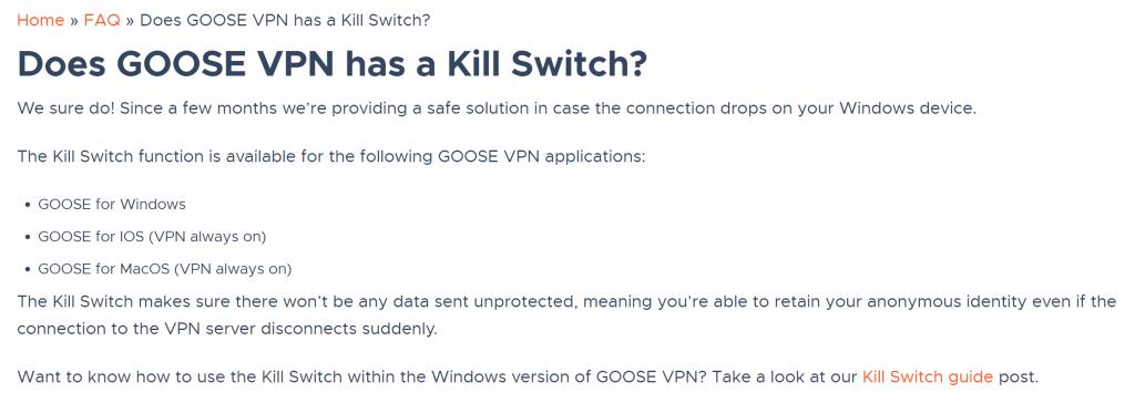Goose VPN Kill Switch-min