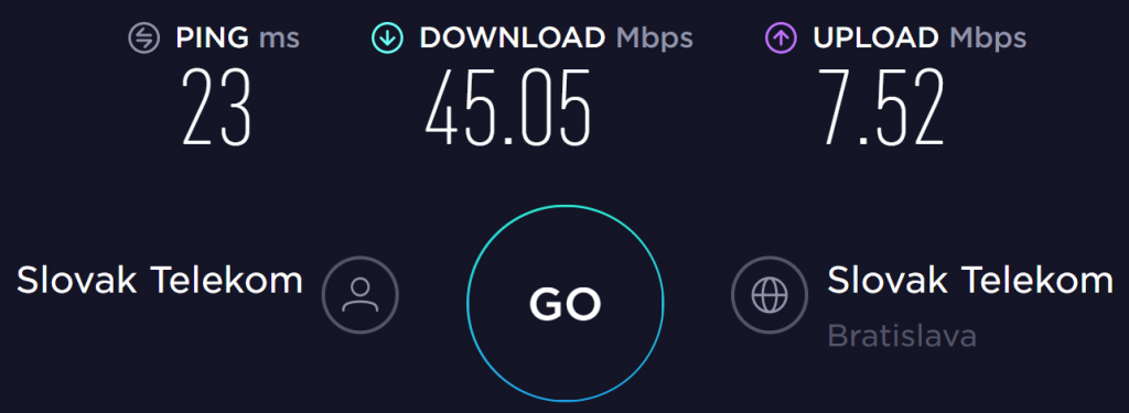 ZenMate No VPN Speed