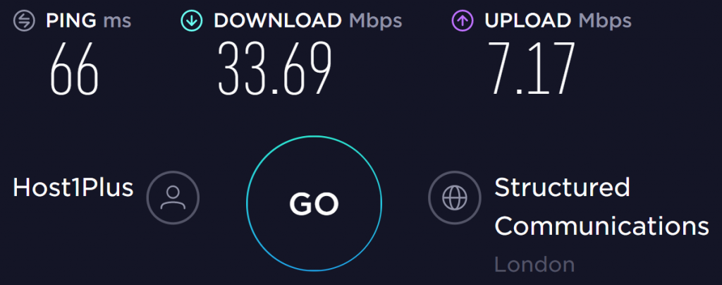 ZenMate UK Server