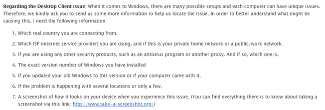 ZenMate Windows Installation