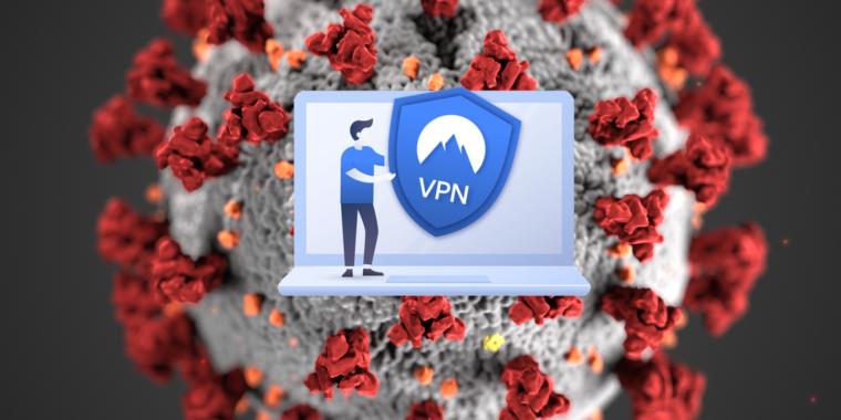 Corona Virus VPN