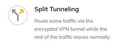 FastestVPN Split Tunneling
