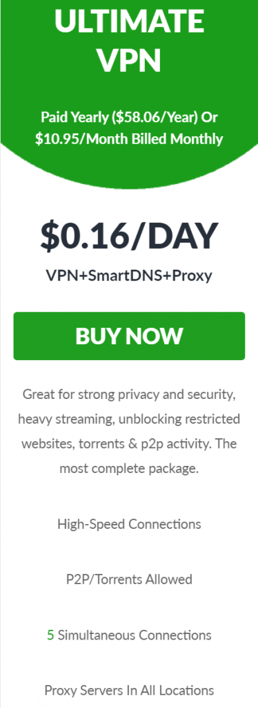 ibVPN Ultimate VPN