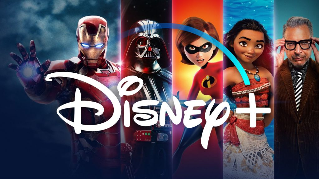 Disney+ Access From Anywhere
