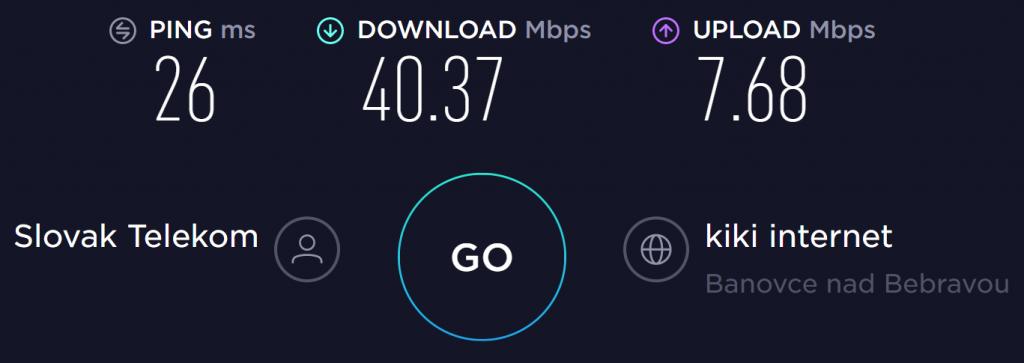 FastestVPN No VPN Speed