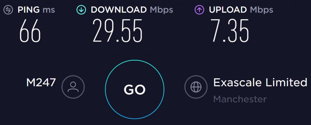 IVPN UK Server