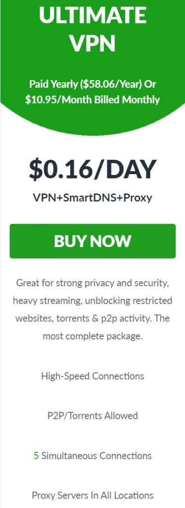 ibVPN Ultimate VPN